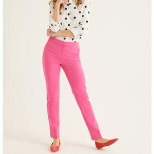 Boden pink Richmond dress chino pants size 10